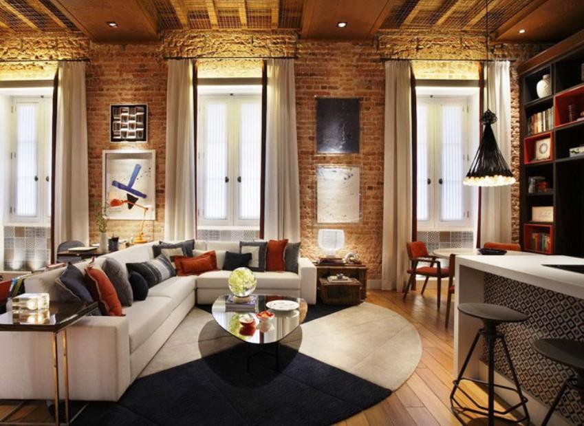 Скандинавский стиль дизайна квартиры