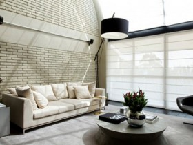 Сучасний дизайн квартири в стилі лофт