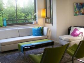Идея обустройства маленькой гостиной