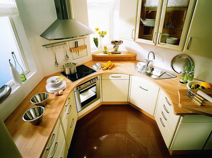 Маленькая кухня ремонт своими руками фото