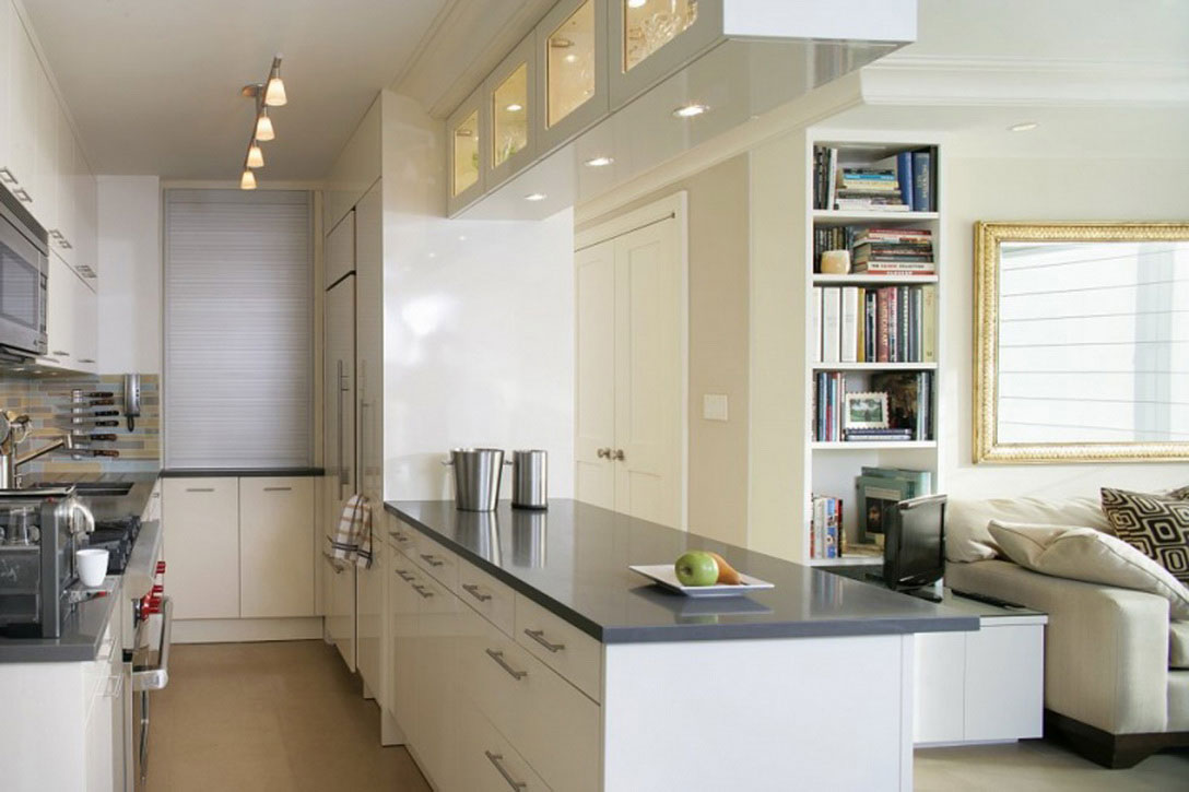 Идеи для кухни гостиной фото
