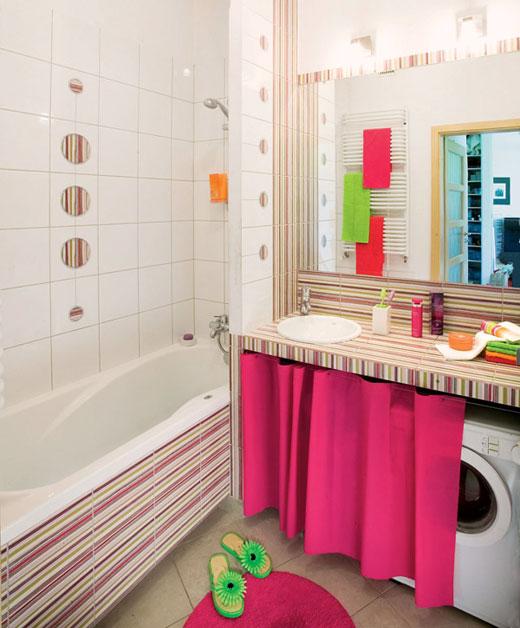 ремонт в малогабаритных ванных фото