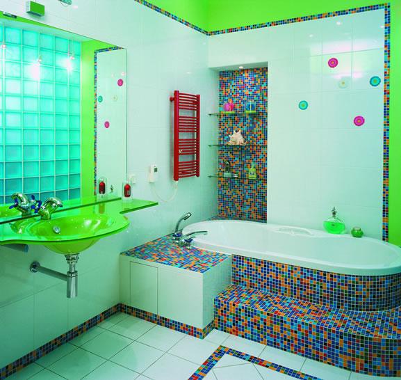 Интересные ремонты в ванной