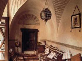 The idea of living in Moroccan style