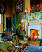 Марокканський стиль в інтер'єрі будинку