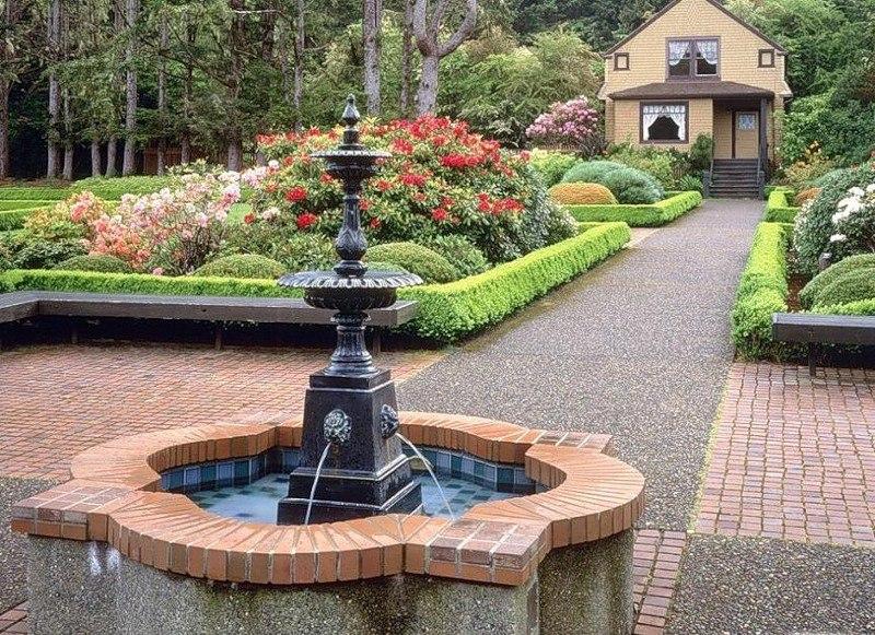 Садові стилі