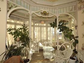 Идея дизайна гостиной