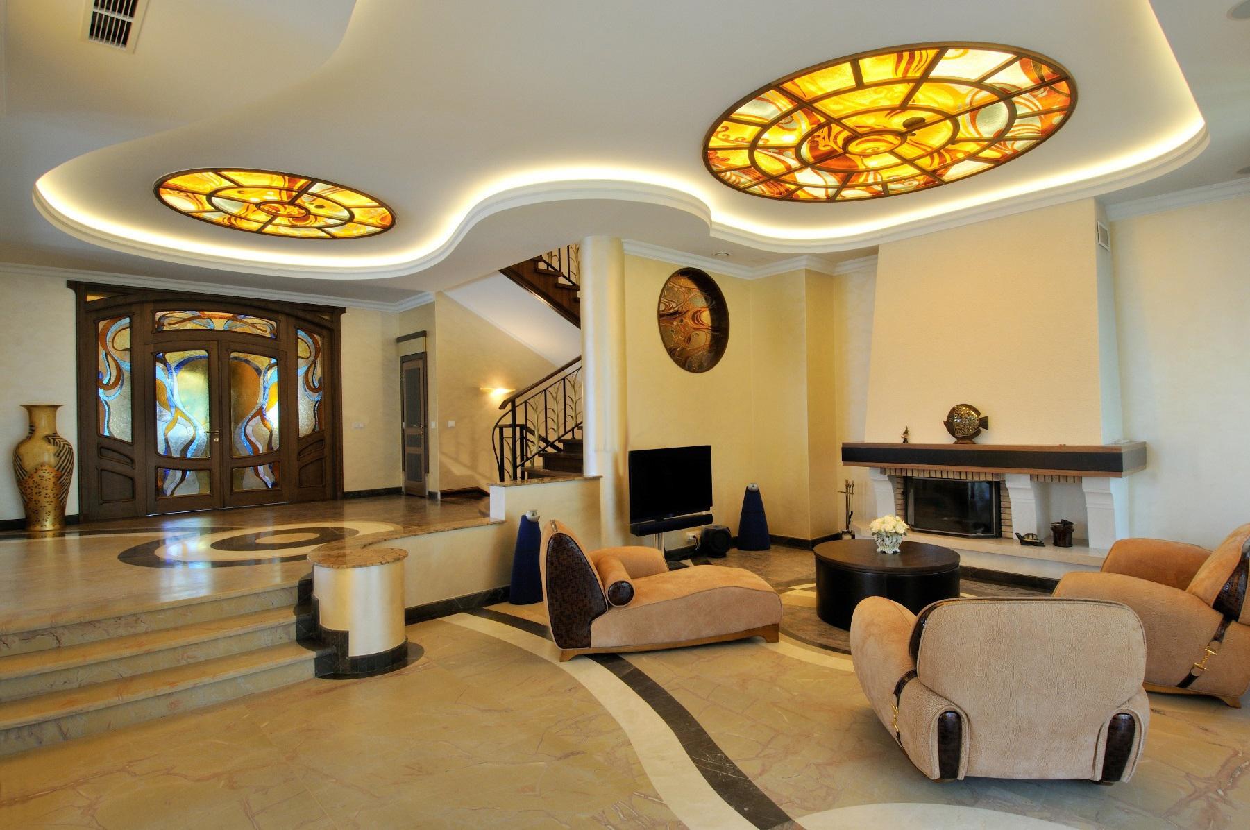 Дизайн квартиры модерн стиль фото