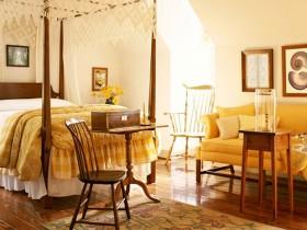Элементы модерна в дизайне спальни