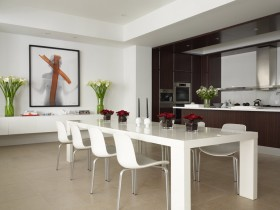 Creative design dining room