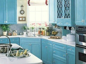 Kitchen marine style