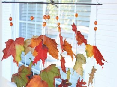 Осенняя музыка ветра