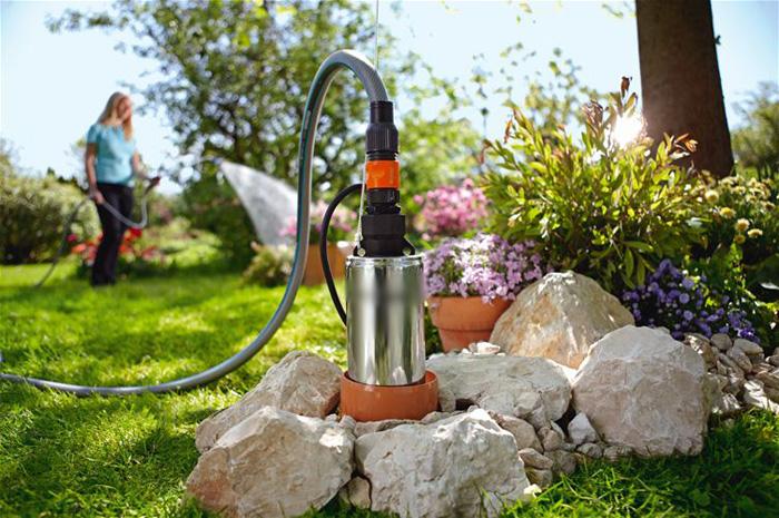 Решение проблемы водоснабжения в загородном доме