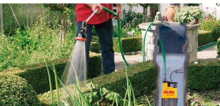 Как откачать воду с помощью насоса?