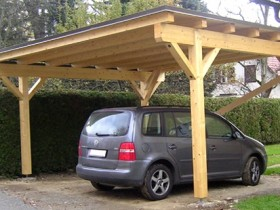 Photo of carport