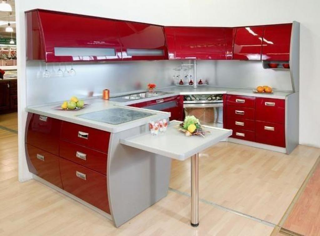 Необычные кухни фото дизайн