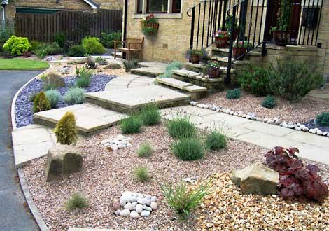 Использование засухоустойчивых растений в неприхотливом саду