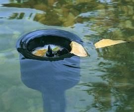Скиммер для очистки воды в пруду