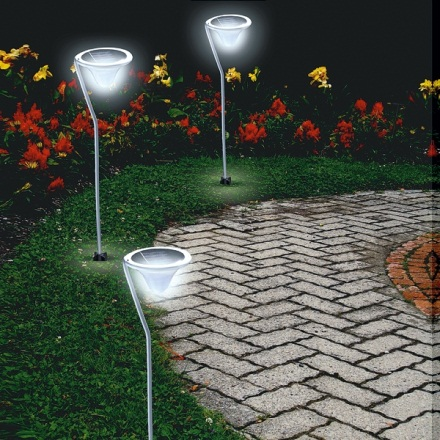 Лампы для сада