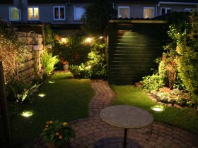 Functional, decorative, holiday, Christmas and other types of lighting garden