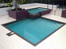Stylish pool