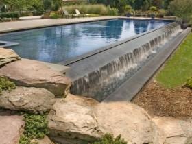 The idea of the pool