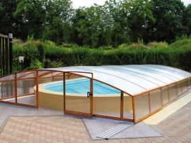 павільён для басейна