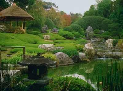 Особенности пейзажного садового стиля
