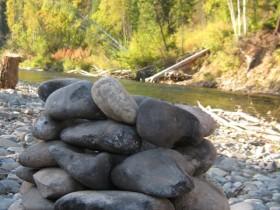 Самодельная печь-каменка