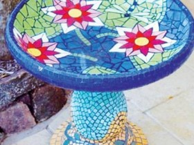 Beautiful design birdbaths