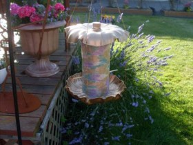 Design idea birdbaths