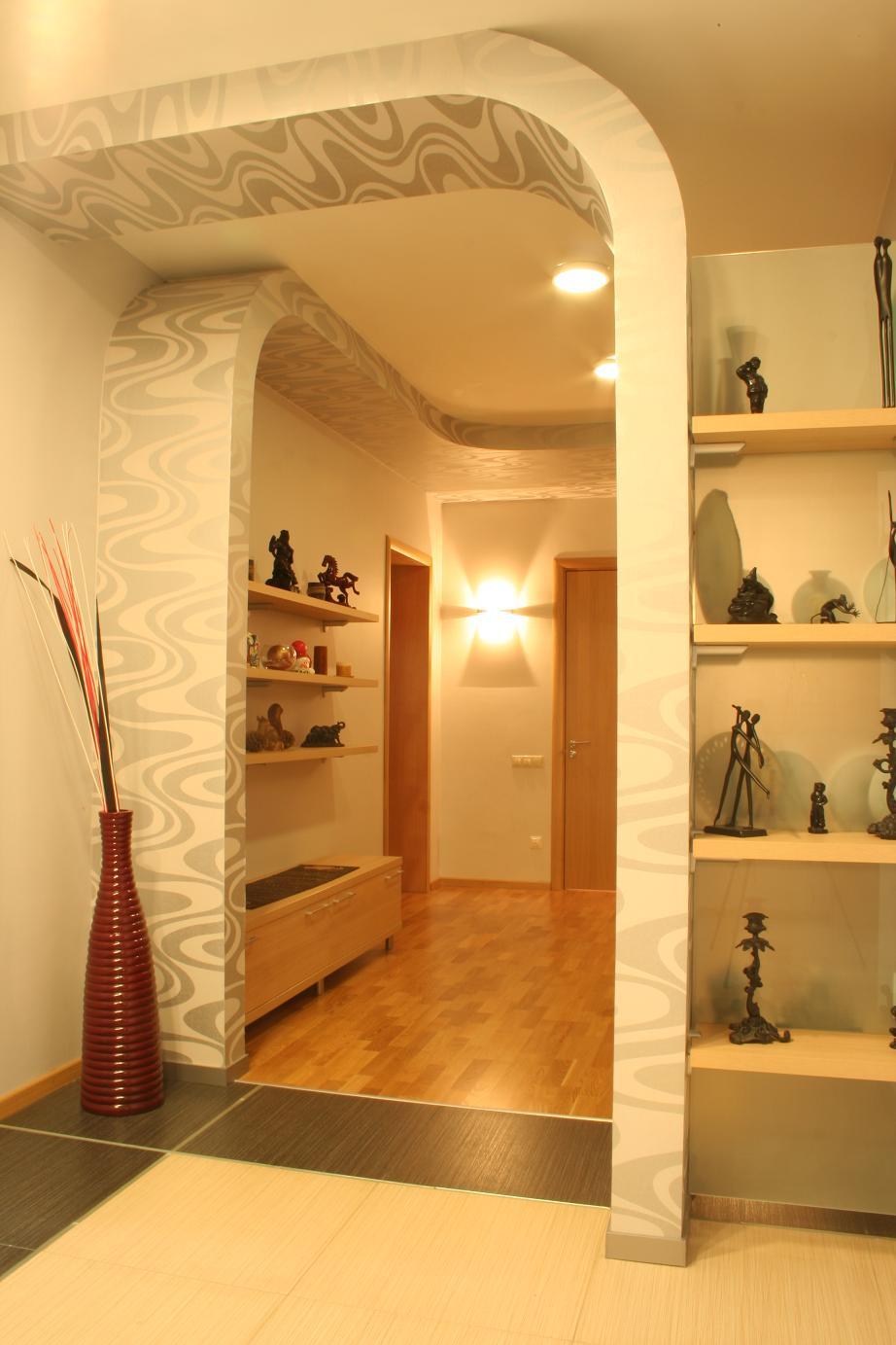 Фото дизайна прихожих в квартире
