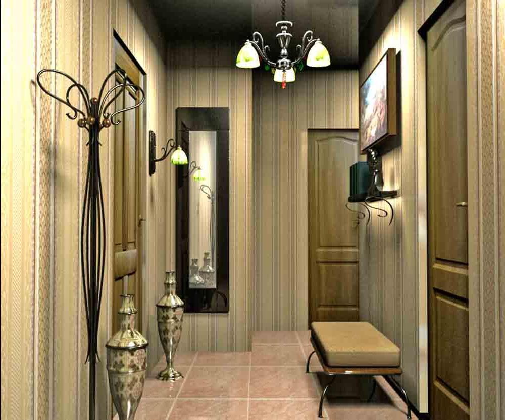 Фото дизайна холла в квартире