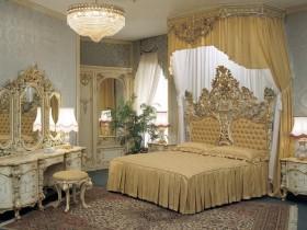 Ідэя афармлення спальні