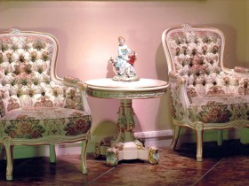 Furniture in Rococo style