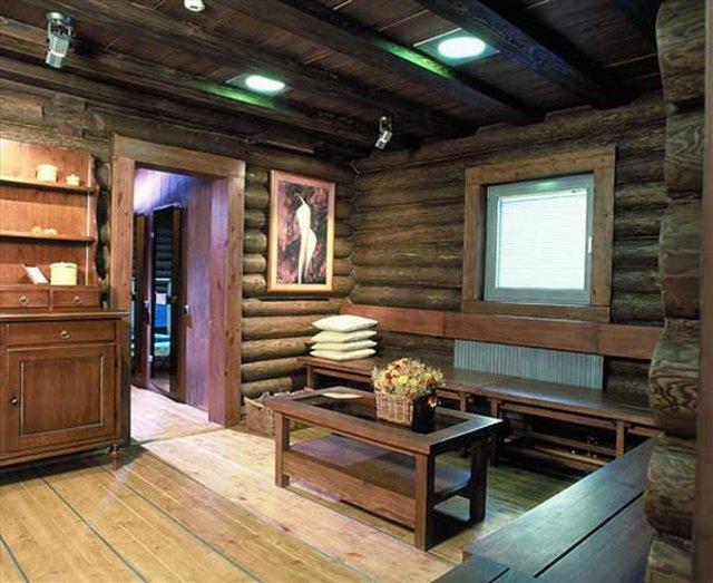 Дизайн для деревенского дома