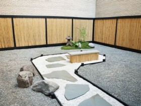 Creative idea Japanese garden