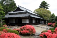 The Japanese-style house