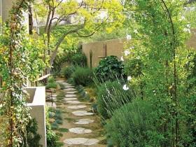 Garden arch metal