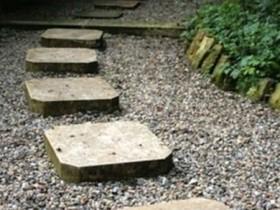 Дизайн садової доріжки