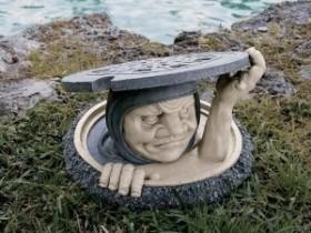 Ijodiy bog ' figurine