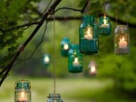 Дызайн садовых свяцілень