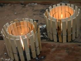 Design of garden lamps