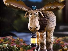 Design garden lamp