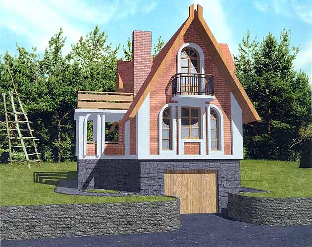 Садовый домик своими руками Строительный портал