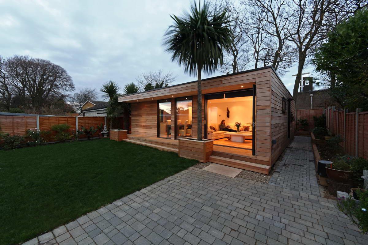 Проект садовый домик