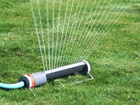 Система поливу газону