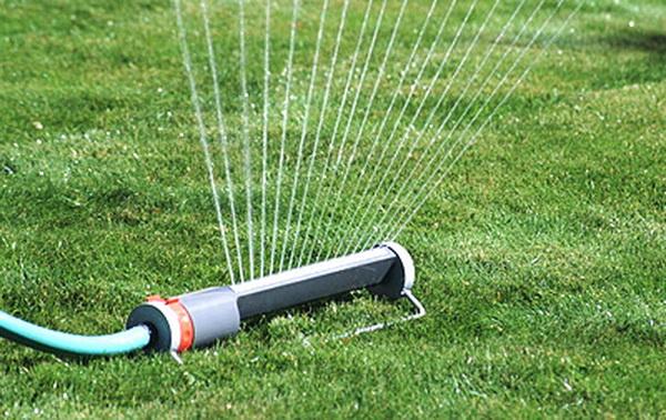 Как сделать автоматический полив газона своими руками