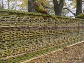 Агароджу з плетени