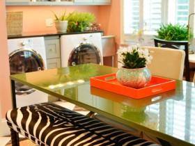 Интерьер кухни в стиле сафари